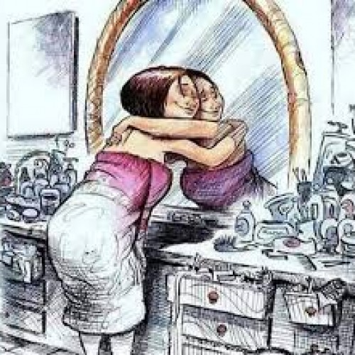 Love Your Self!...it's beautiful.