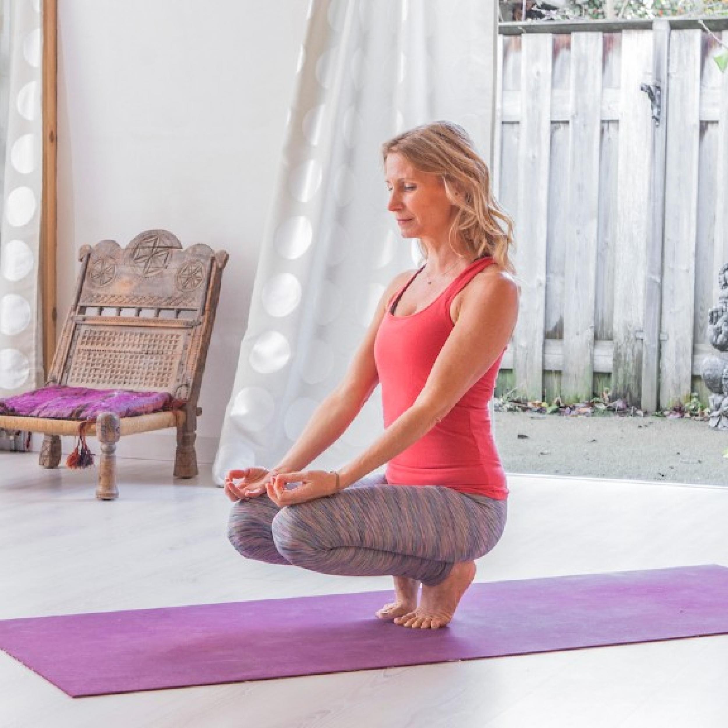 Day Yoga Retreat with Esther Ekhart