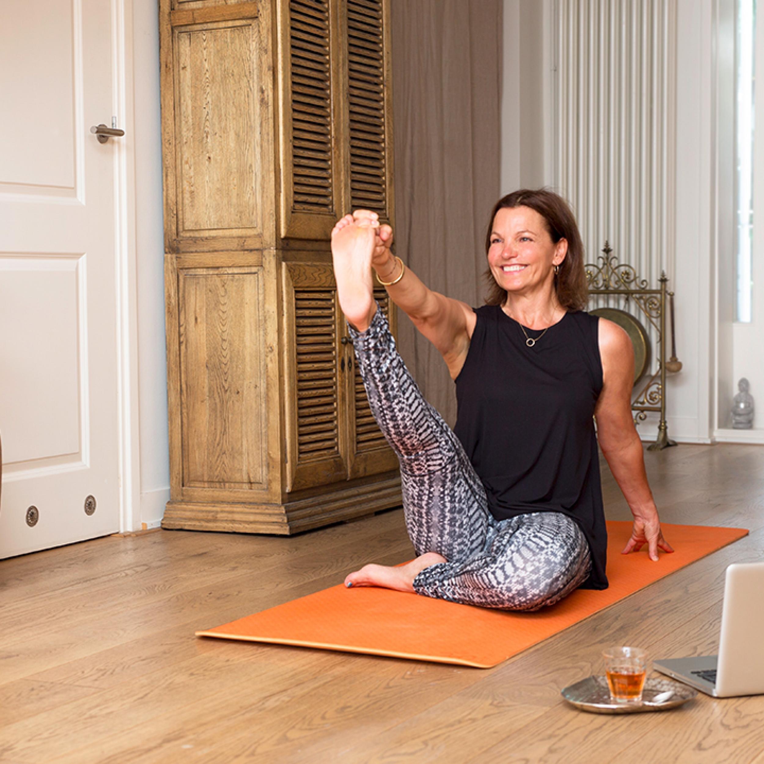 30 Mornings of Yoga
