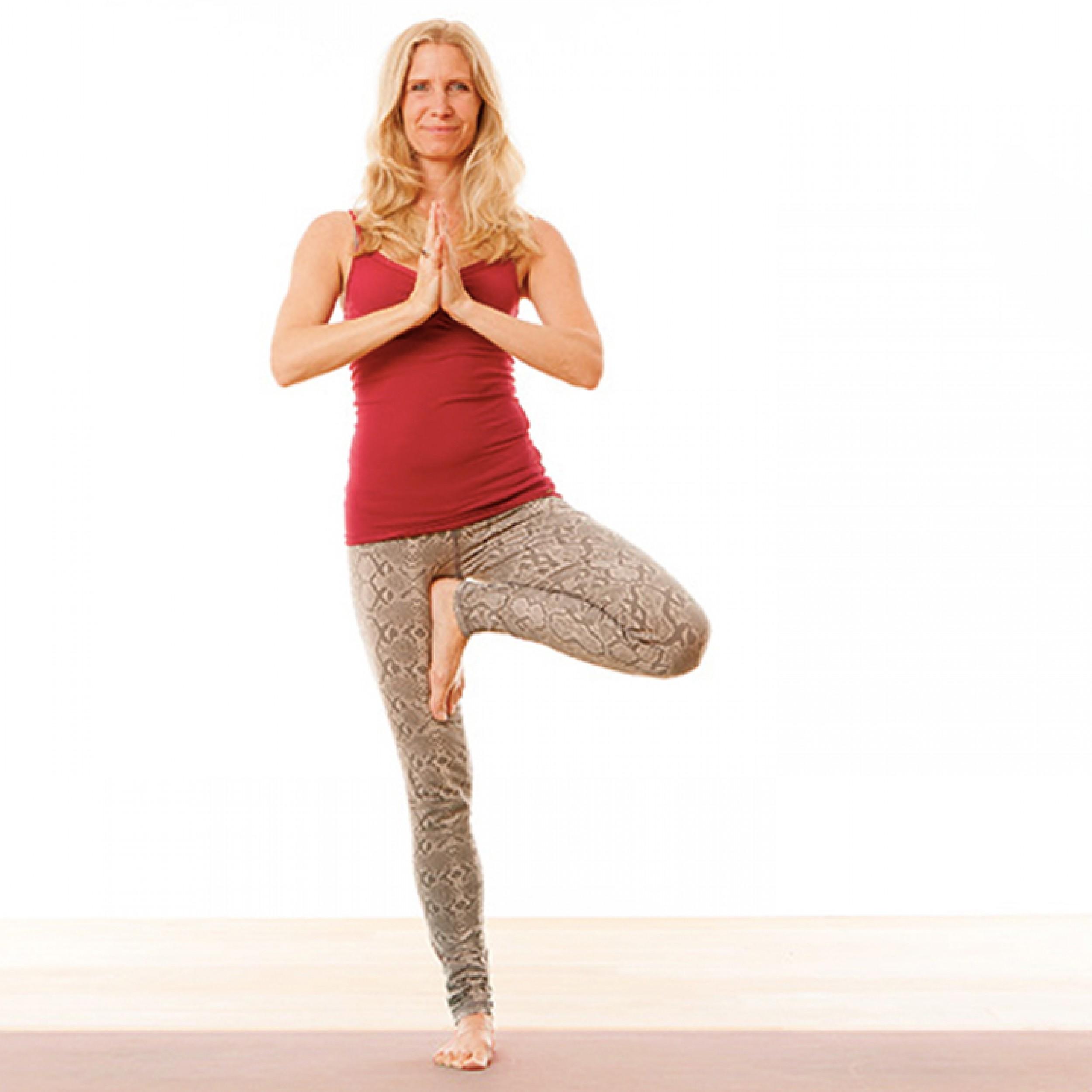 46/46 Yoga Challenge - Ekhart Yoga