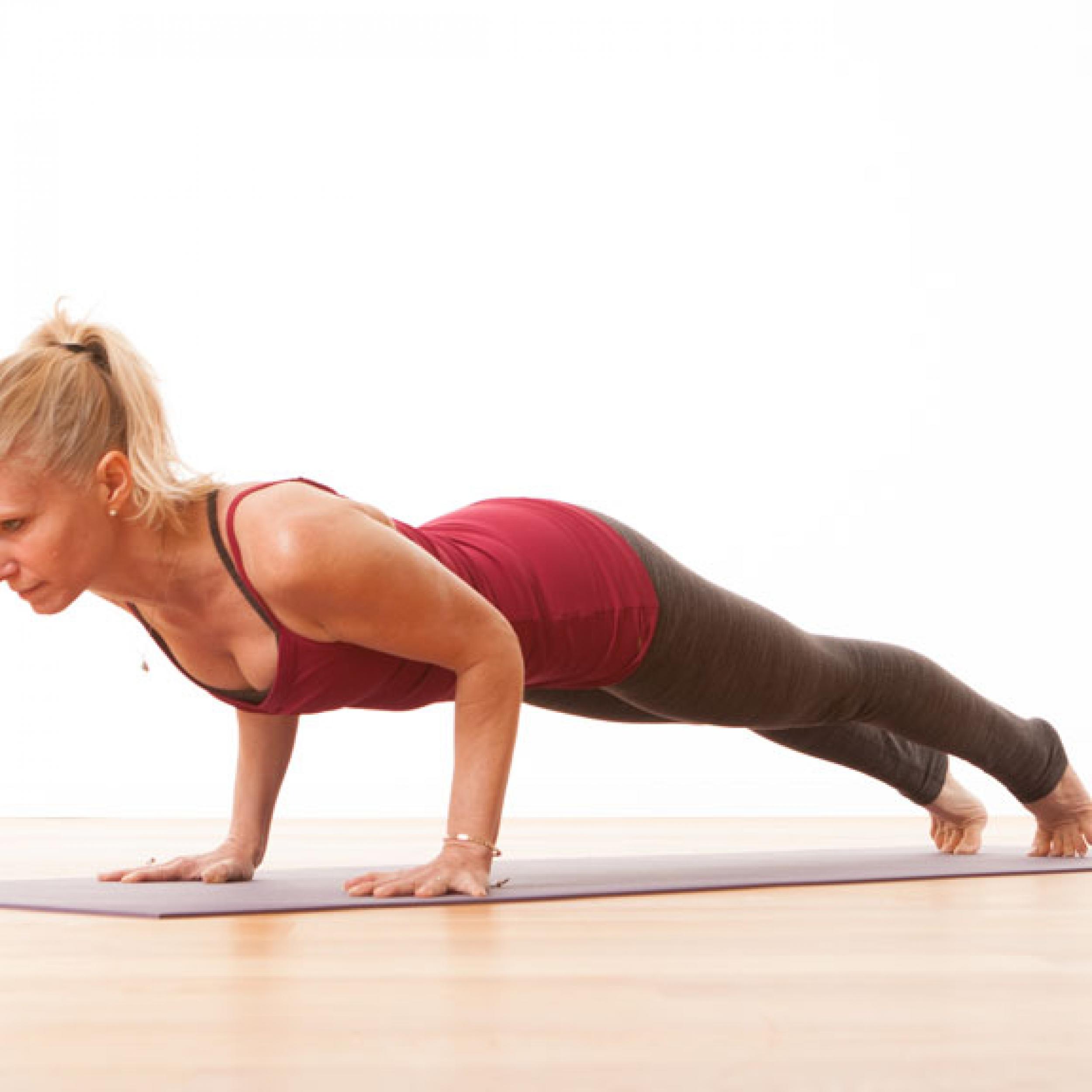 Yoga Willpower Workout