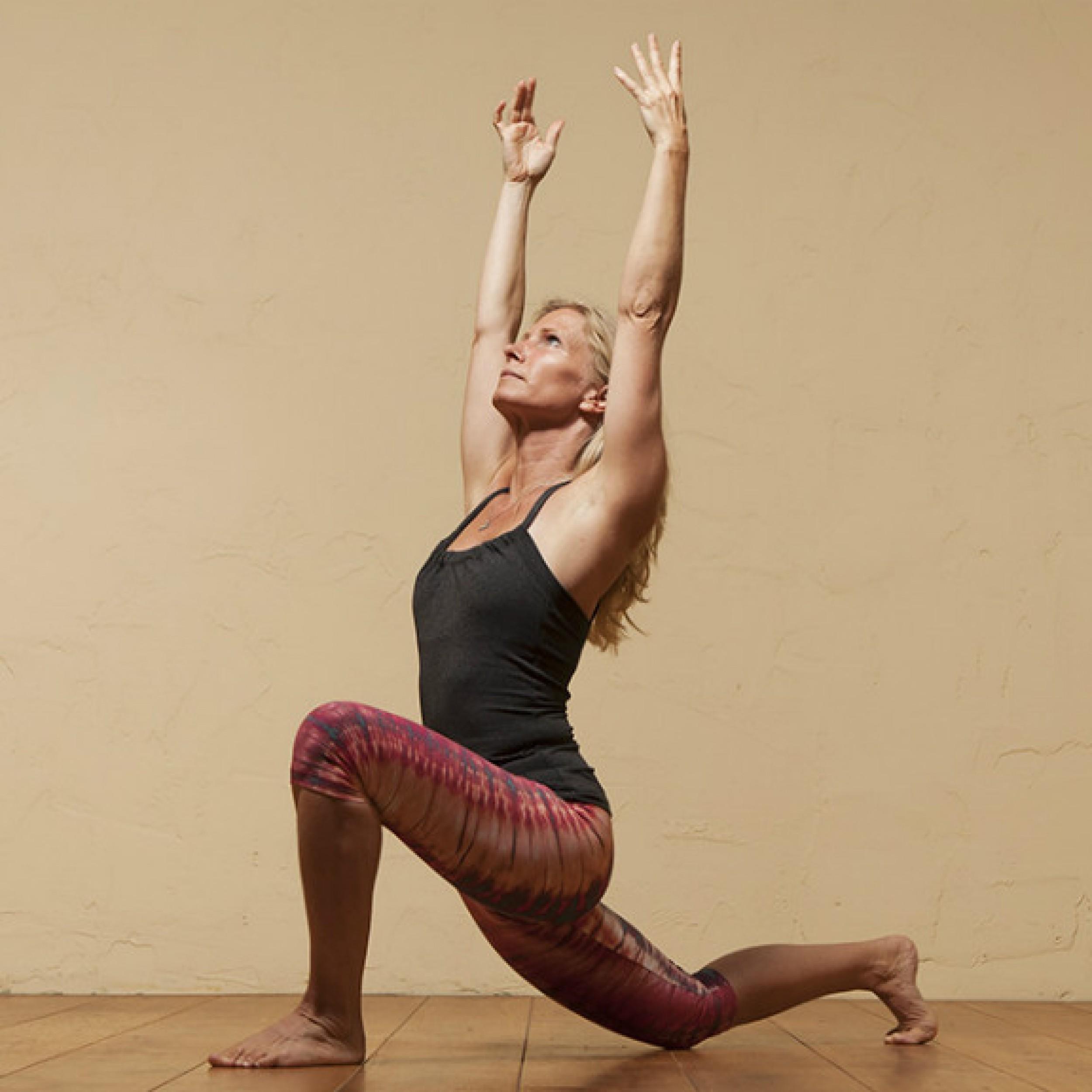 Yoga Month Challenge
