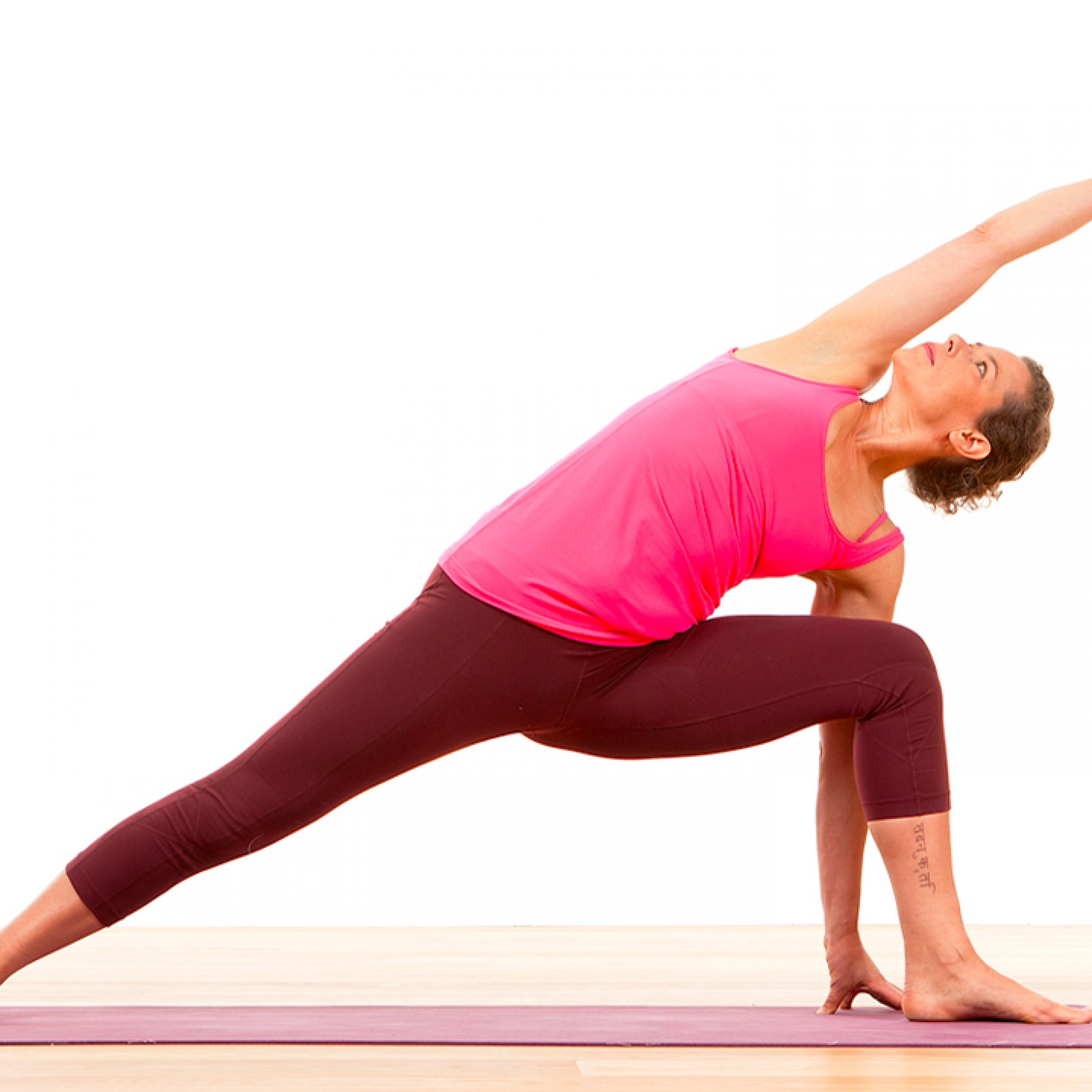 Yoga for Beginners: Get strong, get long