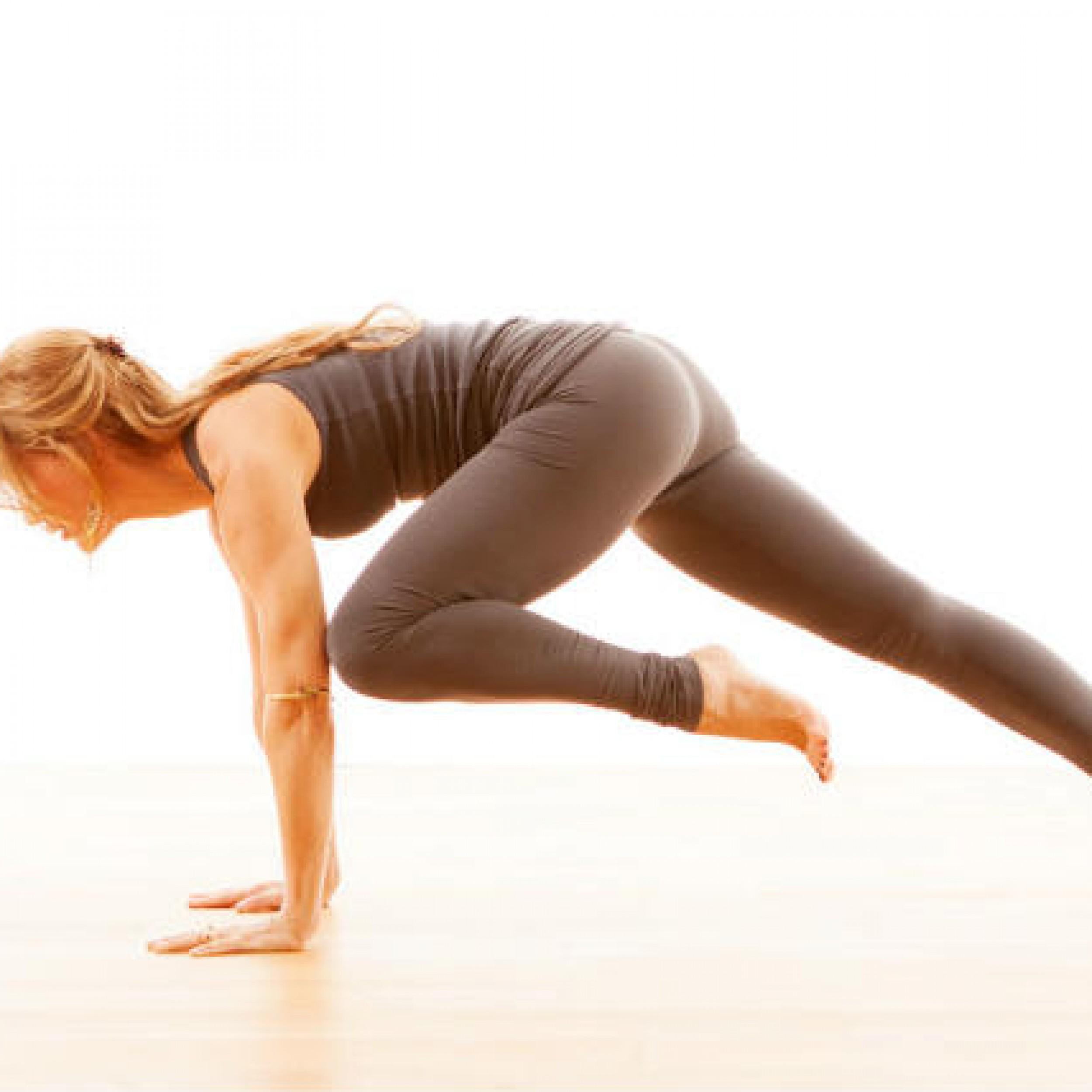 Core Strength Vinyasa