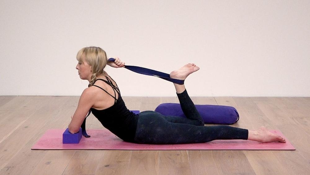 Upside down backbends | Ekhart Yoga