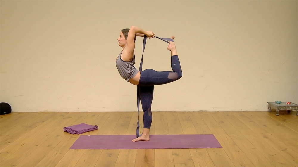 Vinyasa Yoga for Backbends - 40 min Class to Get Into